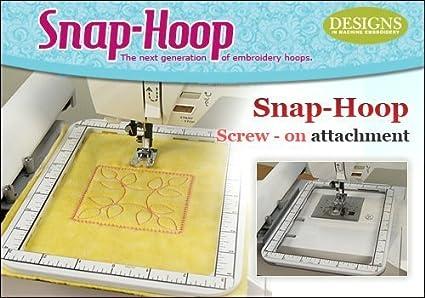 Amazon SnapHoop For Singer Futura Embroidery Machine CE 40 New Singer Futura Ses1000 Embroidery Sewing Machine