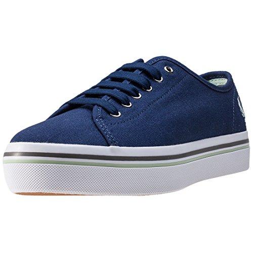 Flatform Fred Blue Damen Sneaker Phoenix Blau Perry R88wxqE