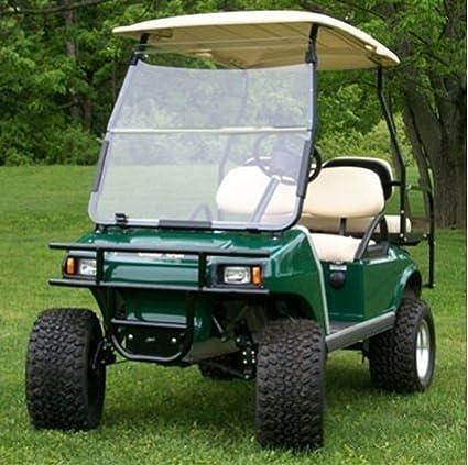 Amazon Com Jake S Club Car Ds Golf Cart Brush Guard Powder Coated