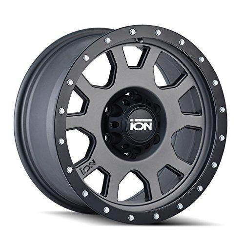 black painted rims - 8