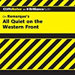 All Quiet on the Western Front: CliffsNotes | Susan Van Kirk M.Ed.