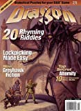 img - for Dragon Magazine 271 book / textbook / text book