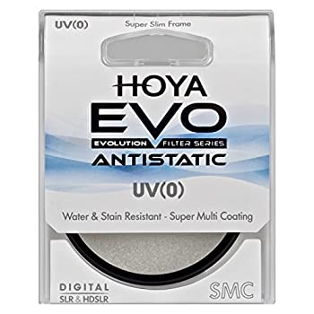 Hoya Evo Antistatic Uv Filter - 72mm - Duststainwater Repellent, Low-profile Filter Frame 6