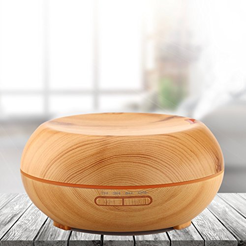 Zen Aromatherapy Diffuser ~ New modern zen house ml essential oil diffuser