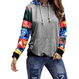 HOT ! Women Pullover, Ninasill Exclusive Casual Hooded Sweatshirt Pullover Hoodie Coat Outerwear Tops Blouse