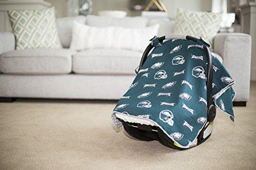 eagles baby blankets philadelphia eagles baby blanket eagles baby blanket. Black Bedroom Furniture Sets. Home Design Ideas
