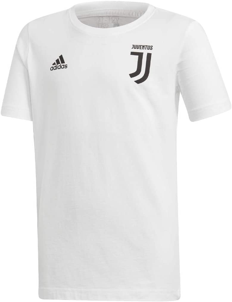 adidas Camiseta Juventus Graphic 2018 2019 Niño White Black