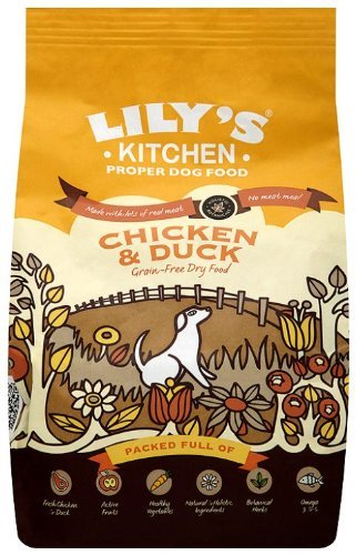 Lily's Kitchen Complete Nutrition Dry Dog Food