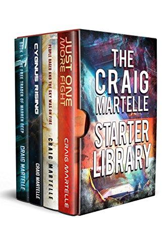 Free Trader, Cygnus, & People Raged: Craig Martelle Starter Library