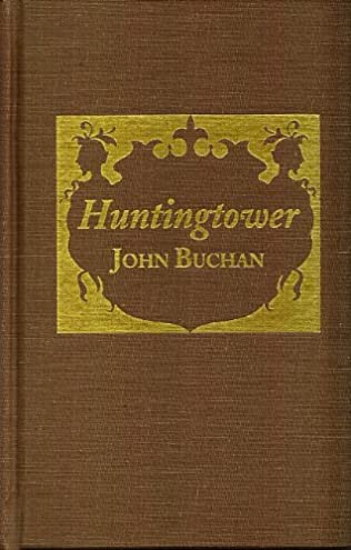 book cover of Huntingtower