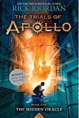 The Hidden Oracle (Trials of Apollo, Book One) Paperback