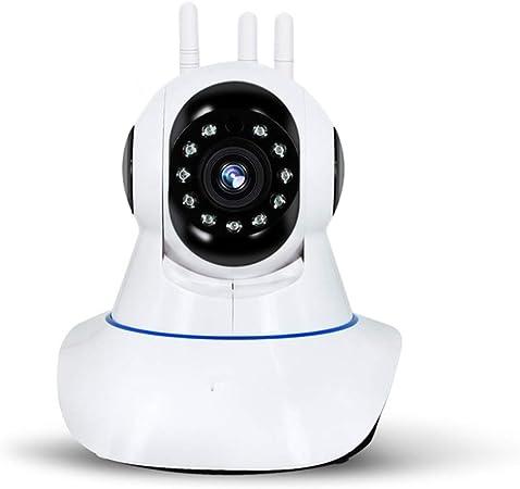 GOUP Cámara WiFi Tres Antenas, Seguridad inalámbrica para el ...