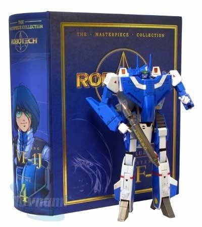 Toynami Robotech Masterpiece Collection Vol 4 VF-1J Max Sterling