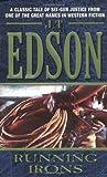 Running Irons, J. T. Edson, 0060784199