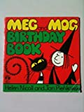 Meg and Mog Birthday Book (Picture Puffin) by Helen Nicoll (1979-10-25)