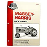 New Massey Harris I&T Shop Manual 20 22 30 44 55 81 82 201 202 203 44-6 P...