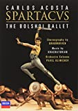 Carlos Acosta is one of the greatest male dancers of our time and has performed with all the major ballet companies of the world including American Ballet Theatre, Royal Ballet, Houston Ballet, Bolshoi Ballet and many more. Spartacus is a major vehic...