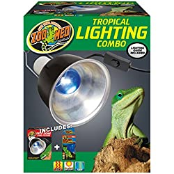 Zoo Med-Aquatrol ZM32202 Tropical Lighting Combo