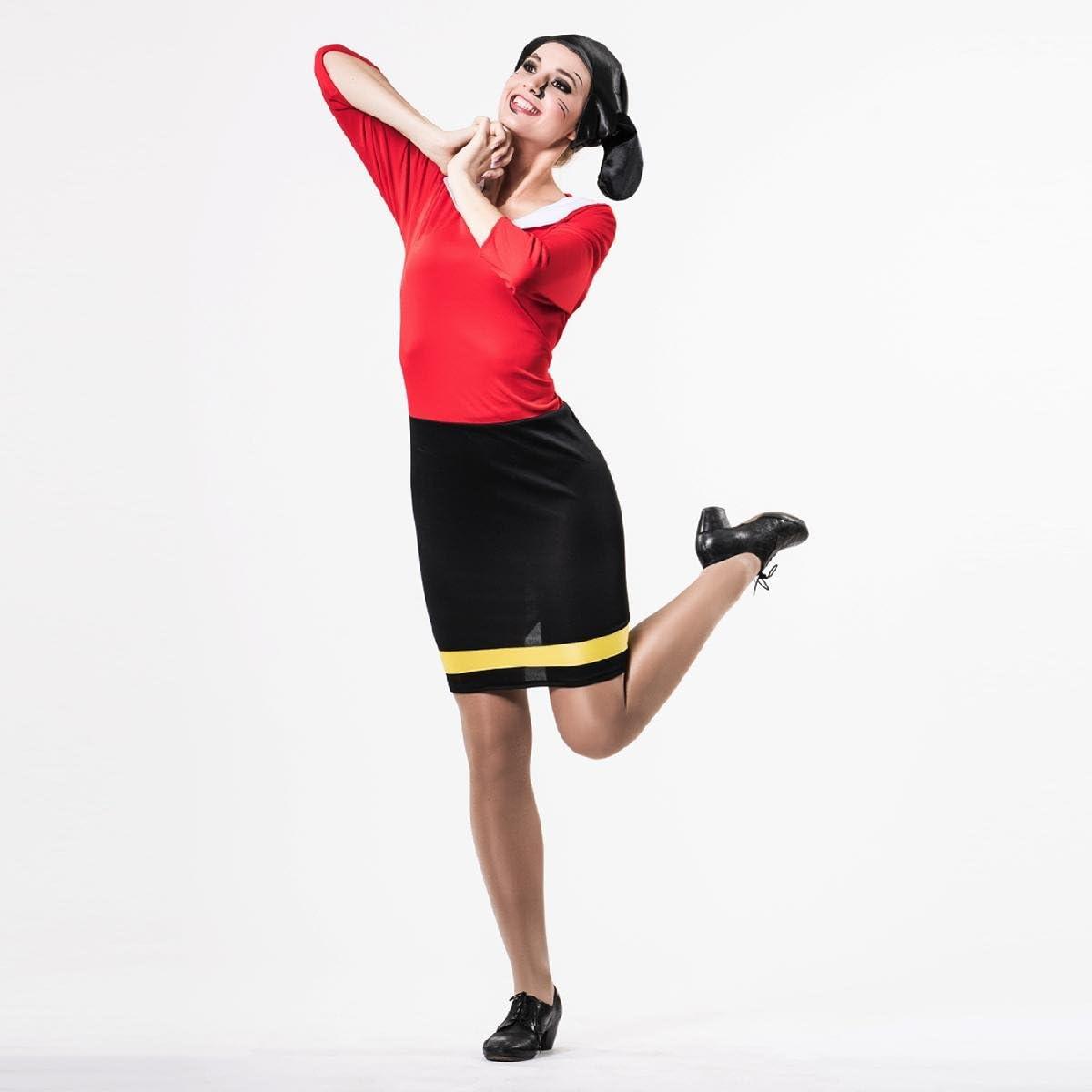 Disfraz de Olivia Adulto: Amazon.es: Juguetes y juegos