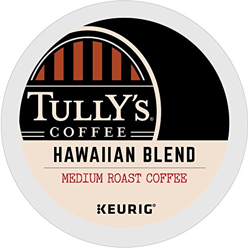 Tullys Coffee Hawaiian Keurig Single Serve product image