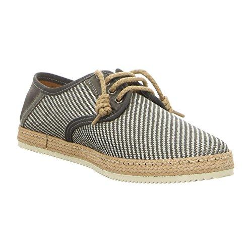 nobrand 9629-311 - Zapatos de cordones para hombre gris