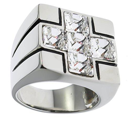 Buy fancy dress bling rings - 5