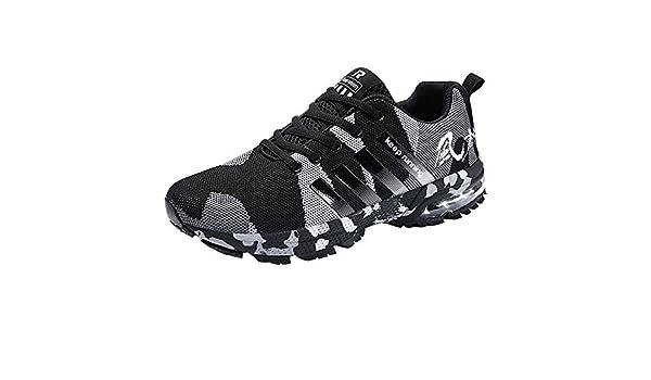 Alaso - Zapatos de seguridad para hombre con punta de acero y ...