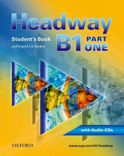 Headway - CEF - Edition. Level B1 - Student's Book, Workbook, CD und CD-ROM