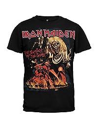 Iron Maiden Eddie Number of the Beast T-Shirt - Black