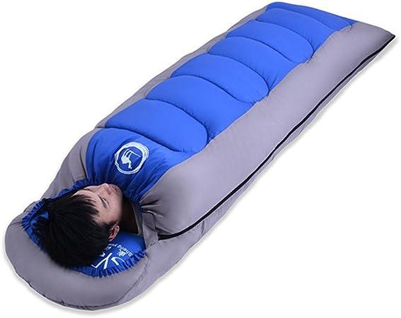 bensports Spliced Warmer Saco de dormir verdichtungsfähigem impermeable al viento de sobre tipo momia Sacos de dormir para escalada camping senderismo