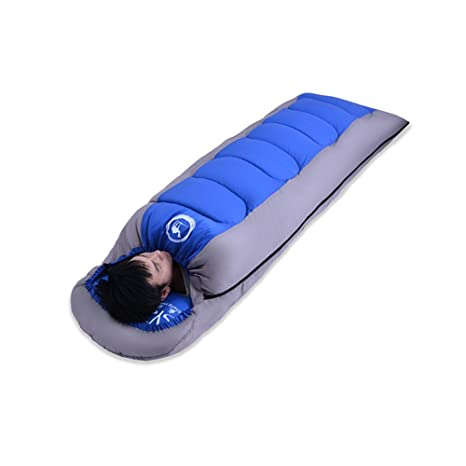 bensports Spliced Warmer Saco de dormir verdichtungsfähigem impermeable al viento de sobre tipo momia Sacos de
