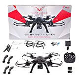 Best large drone - Quadcopter Flying Drone with HD Camera (720p) 6-Axis Review