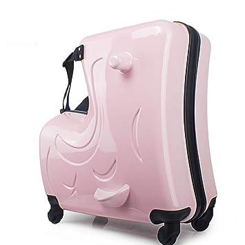 Amazon.com: Equipaje portátil para niños y niñas en una ...