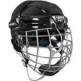 WARRIOR HHKLTEC3BKS Krown LTE Combo Helmet