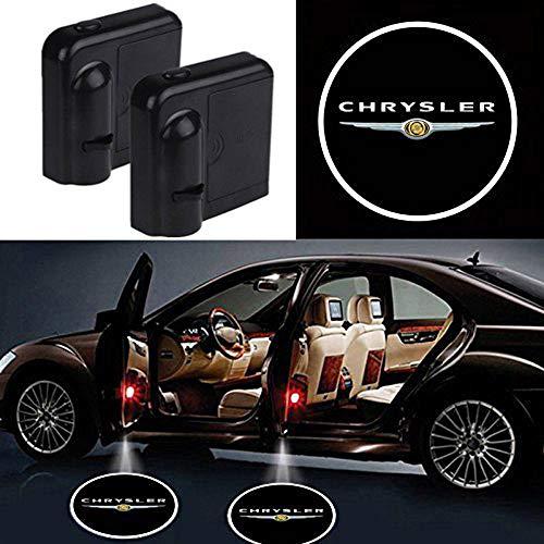 10 best car door logo projector lights chrysler