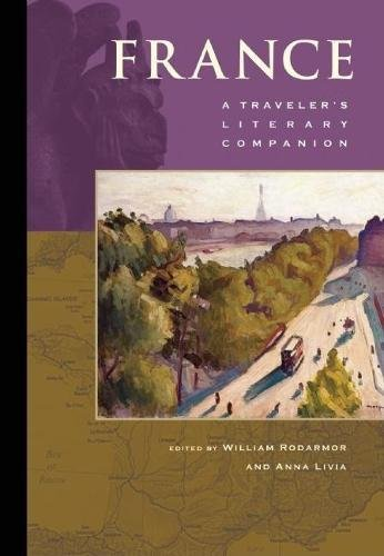 Read Online France: A Traveler's Literary Companion (Traveler's Literary Companions) PDF