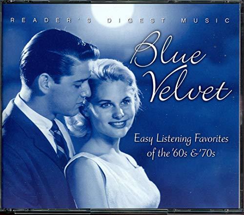 Readers Digest Blue Velvet: Easy Listening Favorites of the '60s & '70s 4 cd