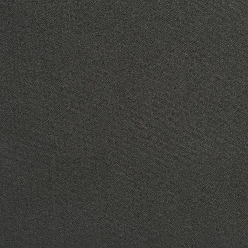 Charcoal Gray Silver Plain Solid Microfiber Microsuede Velvet Upholstery Fabric by the yard