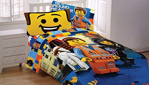 Lego the Movie Full Size Sheet Set