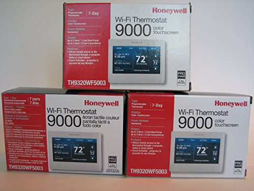 Compare Price To Honeywell Th9320wf5003 Wifi 9000
