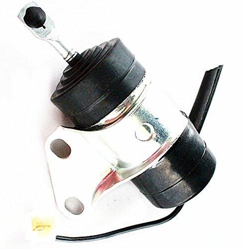 Topscreen2012(TM)~Stop solenoid 16851-60010 for Kubota Tractor Mower Excavator generator