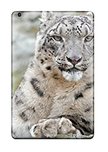 Tpu Case Skin Protector For Ipad Mini 2 Snow Leopard Pictures With Nice Appearance 4612716J54248862