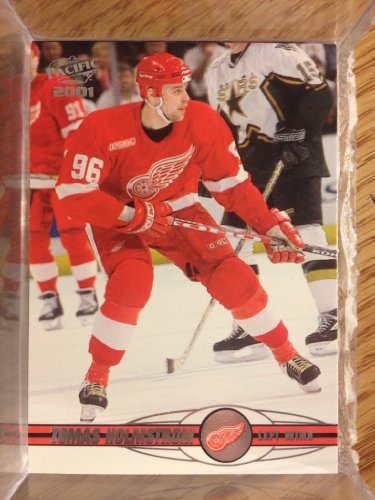 2000-01 Pacific #148 Tomas Holmstrom by Pacific