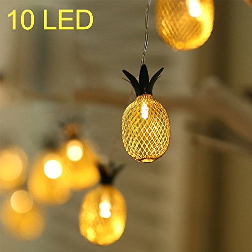 Tropical Outdoor Hanging Lights - 3