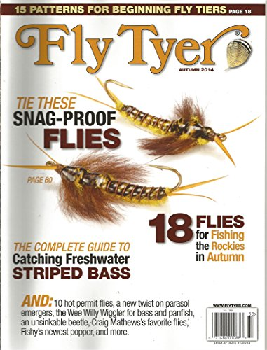 Fly Tyer Magazine Autumn 2014