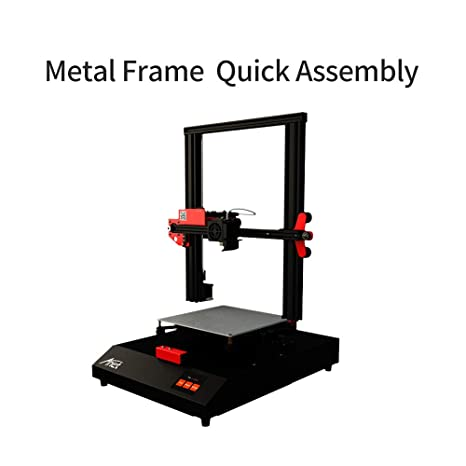 Anet Auto Leveling ET4 DIY impresora 3D, todo el marco de metal ...