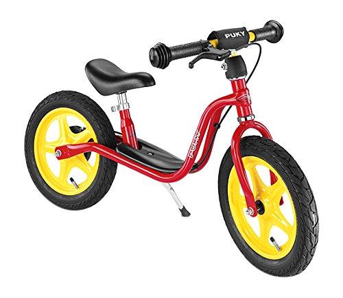 Puky push bikes LR 1L Br red