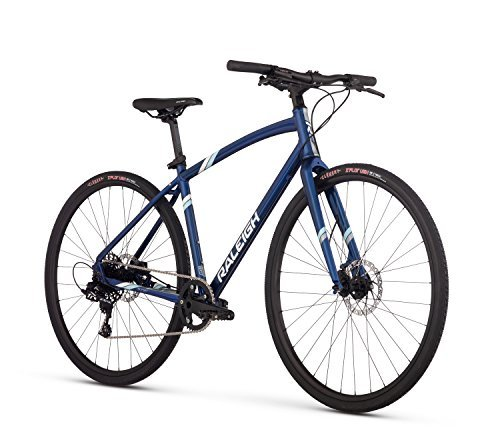 Raleigh Bikes Raleigh Alysa 4 Women's Urban Fitness Bike 19 Frame Navy 19 / Large [並行輸入品] B078HLWXP9