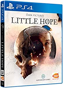 THE DARK PICTURES ANTHOLOGY LITTLE HOPE - PlayStation 4