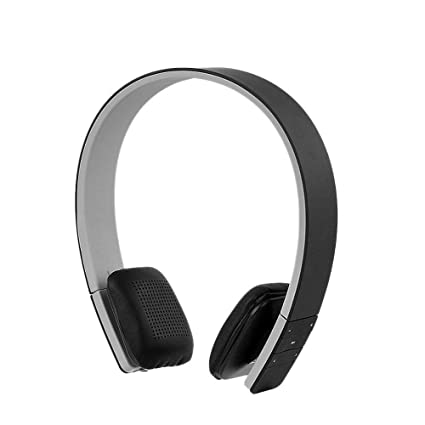 Auriculares inalámbricos, autumnfall Bluetooth auricular inalámbrico universal auriculares estéreo plegable Gaming Auriculares, banda ajustable